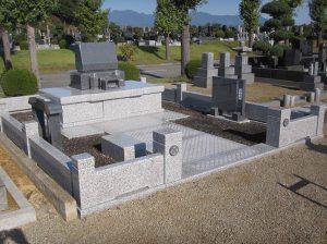 高崎石材施工事例1